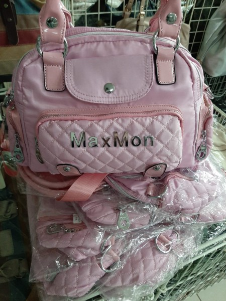 Max Mon Tasche Rosa