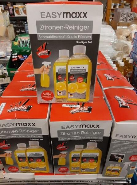 easy Maxx Zitronen Reiniger aus TV Werbung